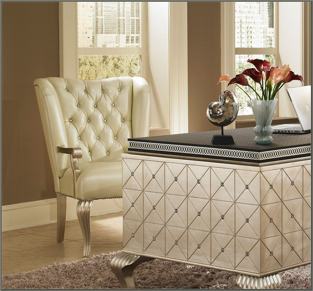 Hollywood Swank Desk Chair