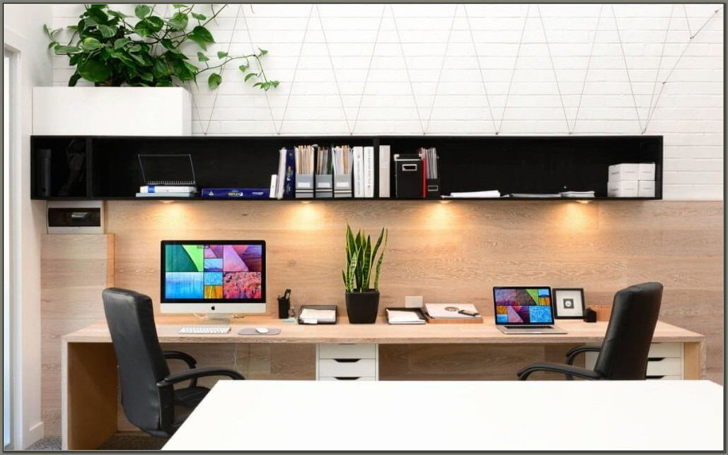 Home Office Desk Design Ideas