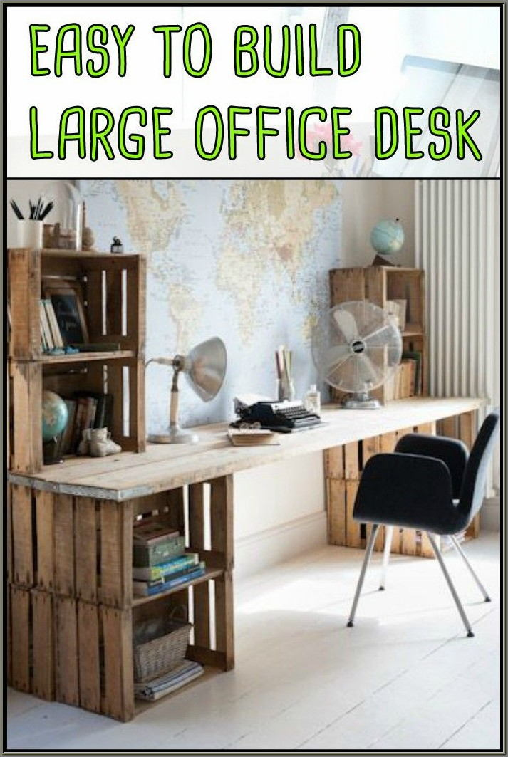 Home Office Desk Ideas