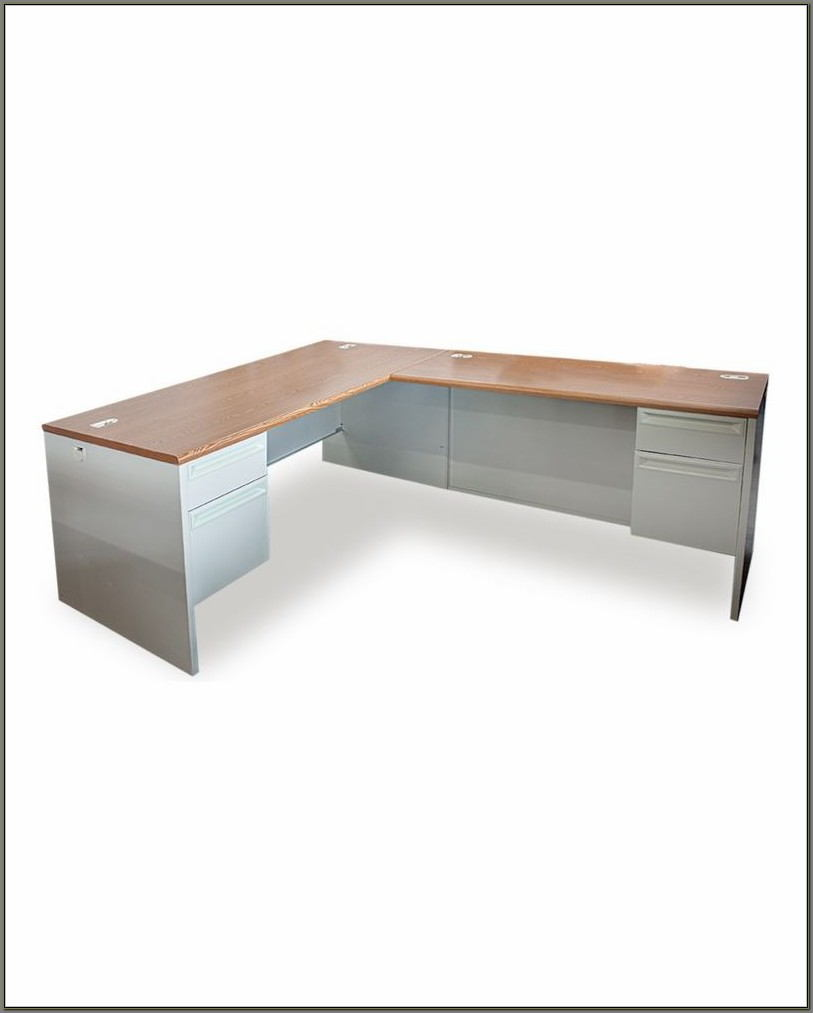 Hon L Shaped Desk