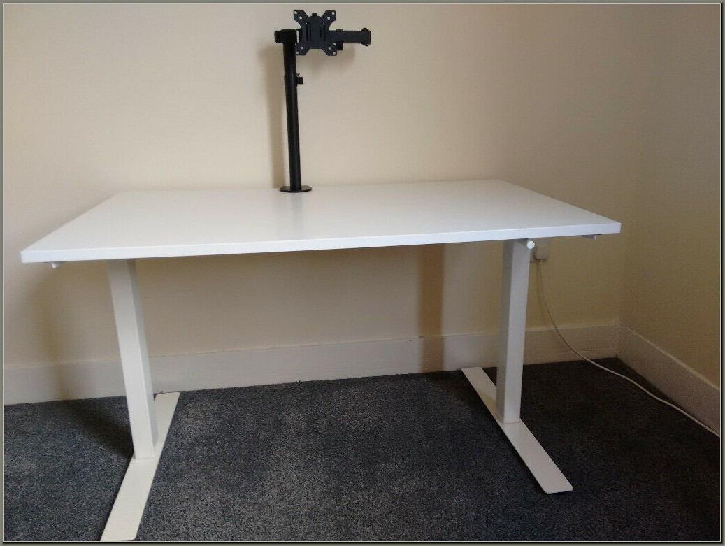 Ikea Adjustable Height Standing Desk