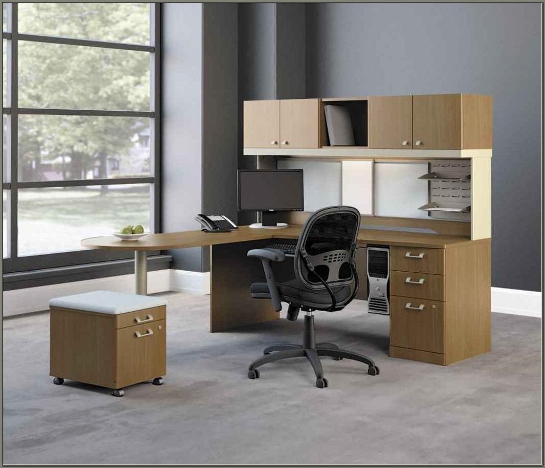 Ikea Computer Desk With Hutch