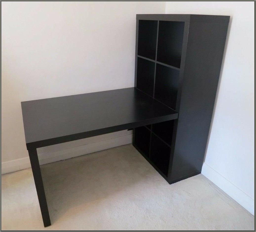Ikea Desk With Shelf Unit