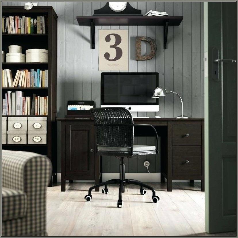 Ikea Hemnes Desk With Hutch