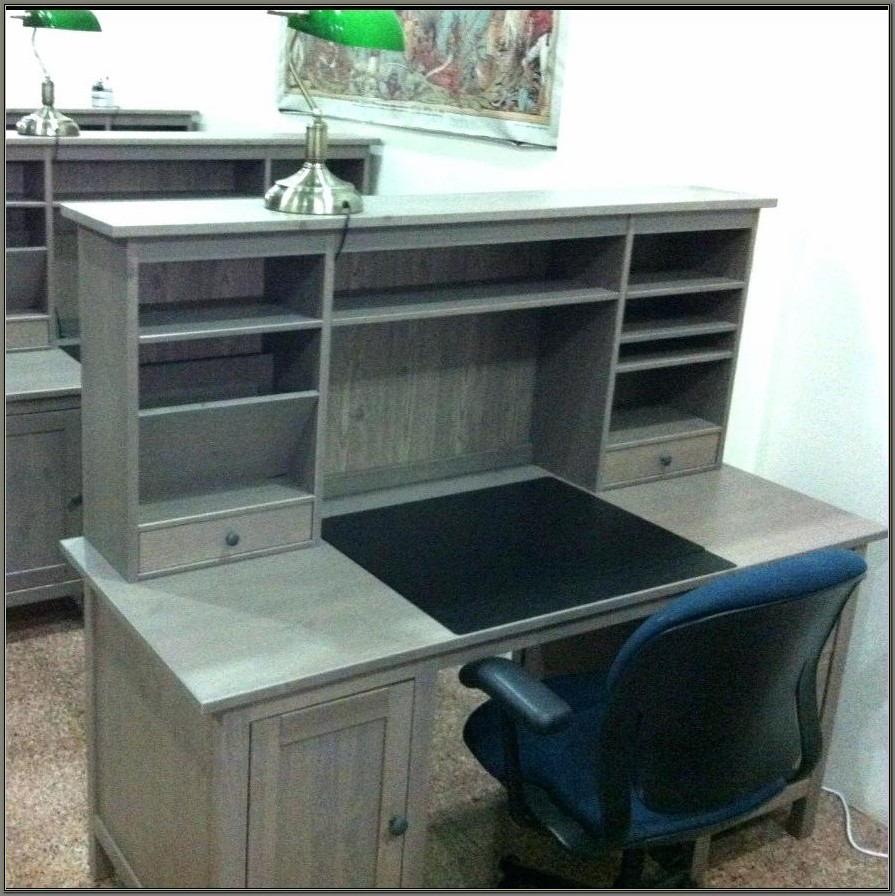 Ikea Hemnes Secretary Desk With Hutch Instructions
