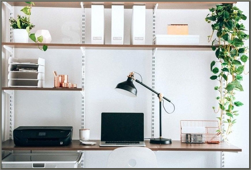 Ikea Home Office Desk Ideas