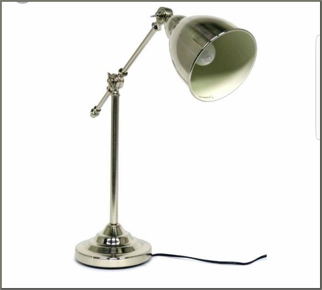 Ikea Stainless Steel Desk Lamp