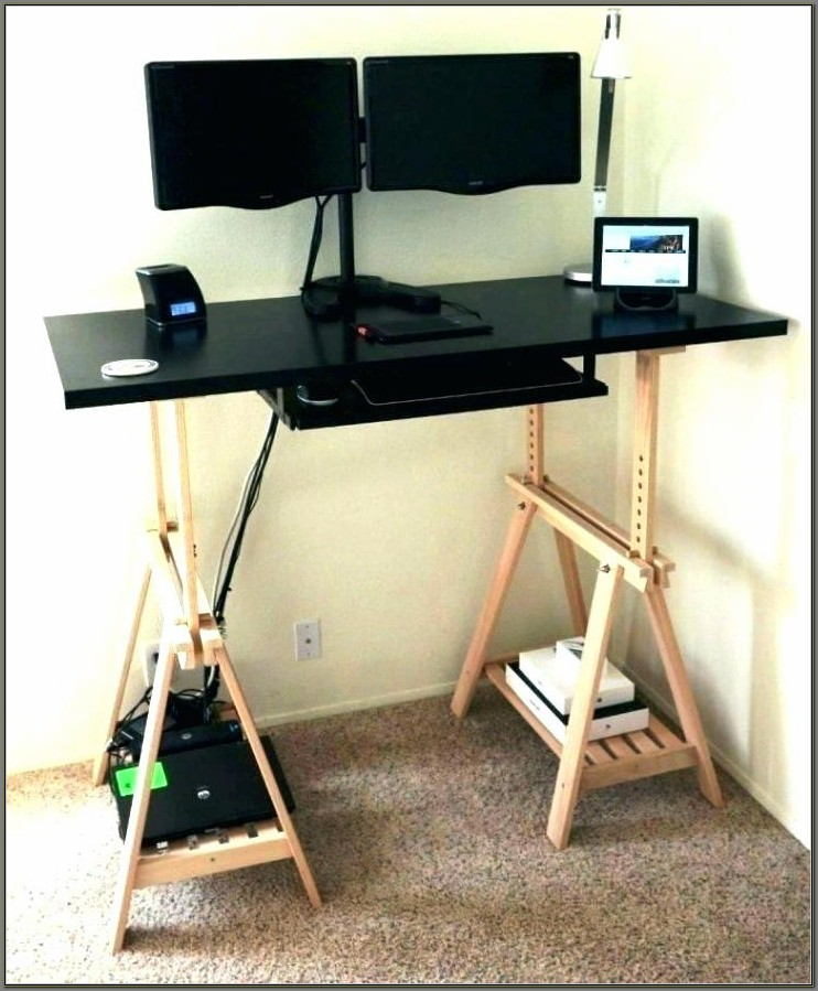Ikea Stand Up Desk Electric