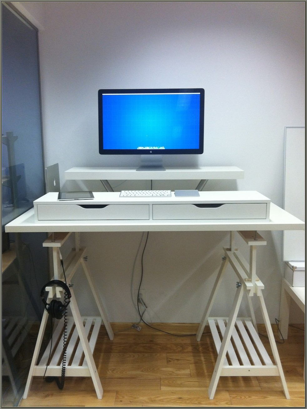 Ikea Stand Up Desk Legs