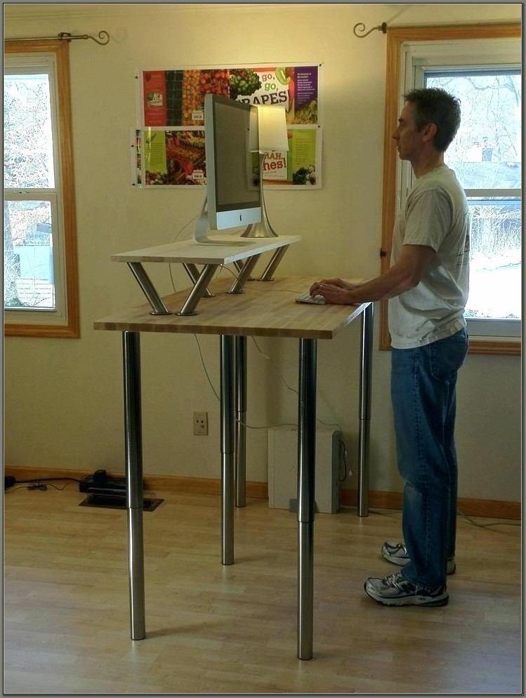 Ikea Stand Up Desks