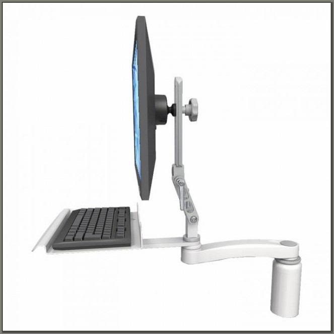 Keyboard Arm Desk Mount