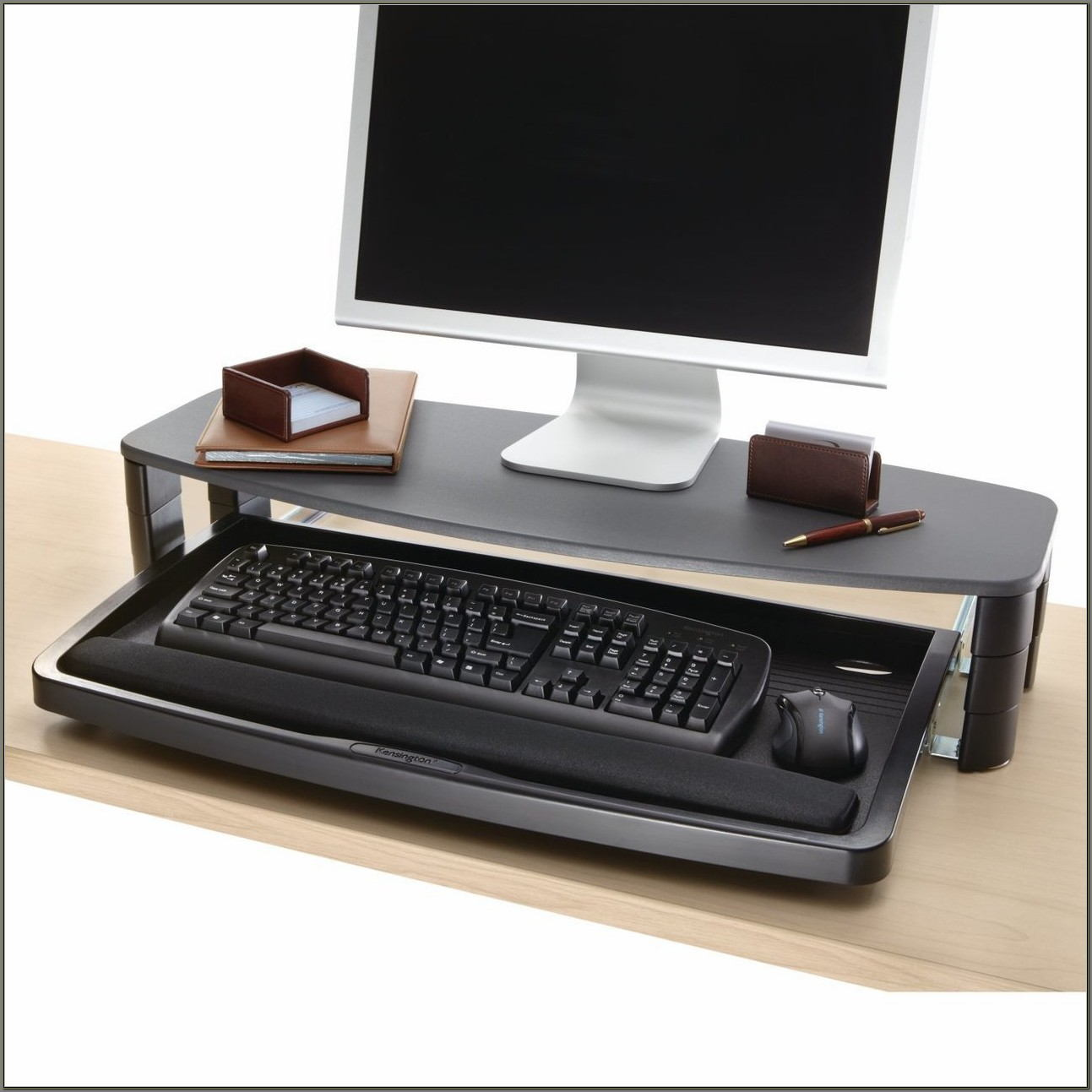 Keyboard Drawer Under Desk