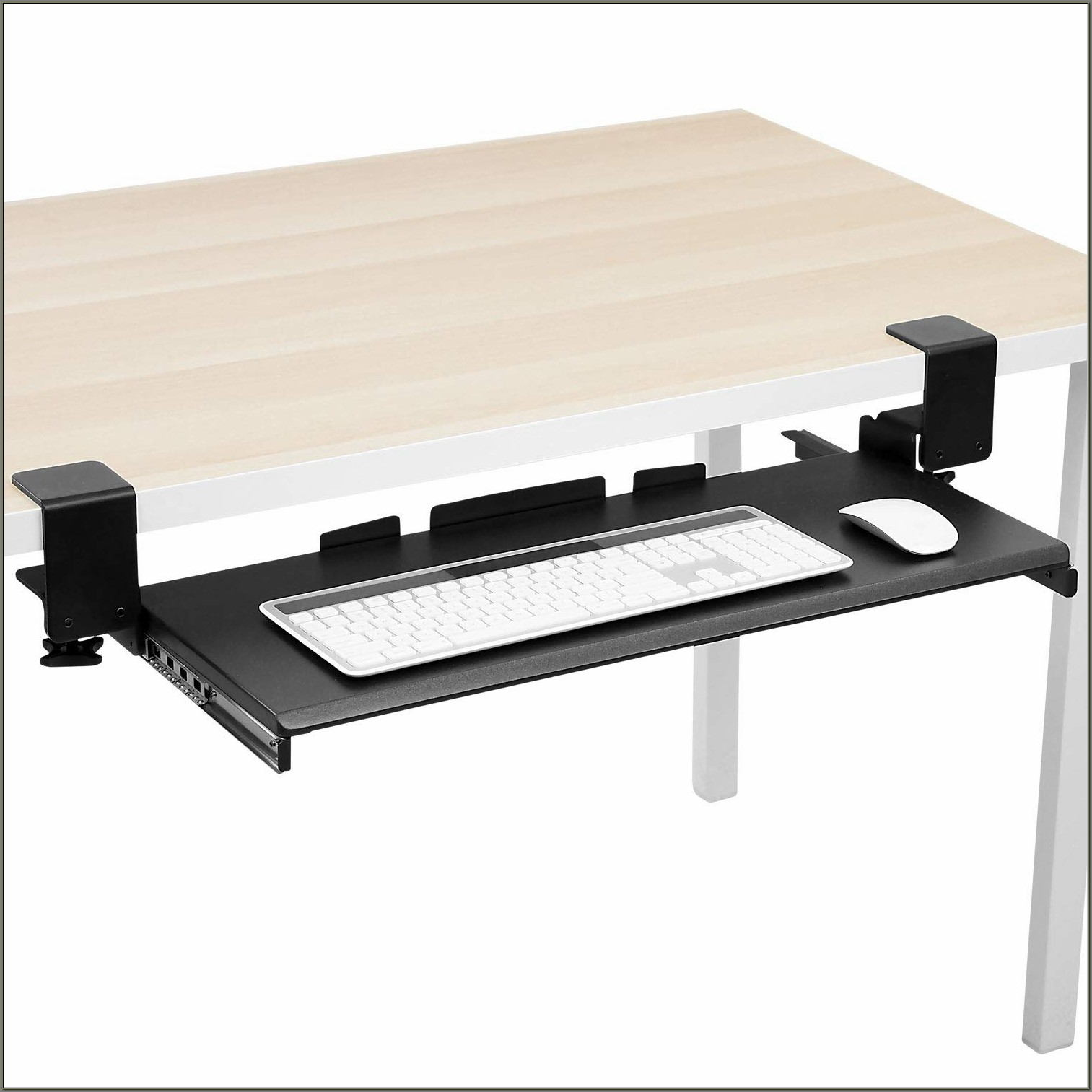 Keyboard Mount Under Desk