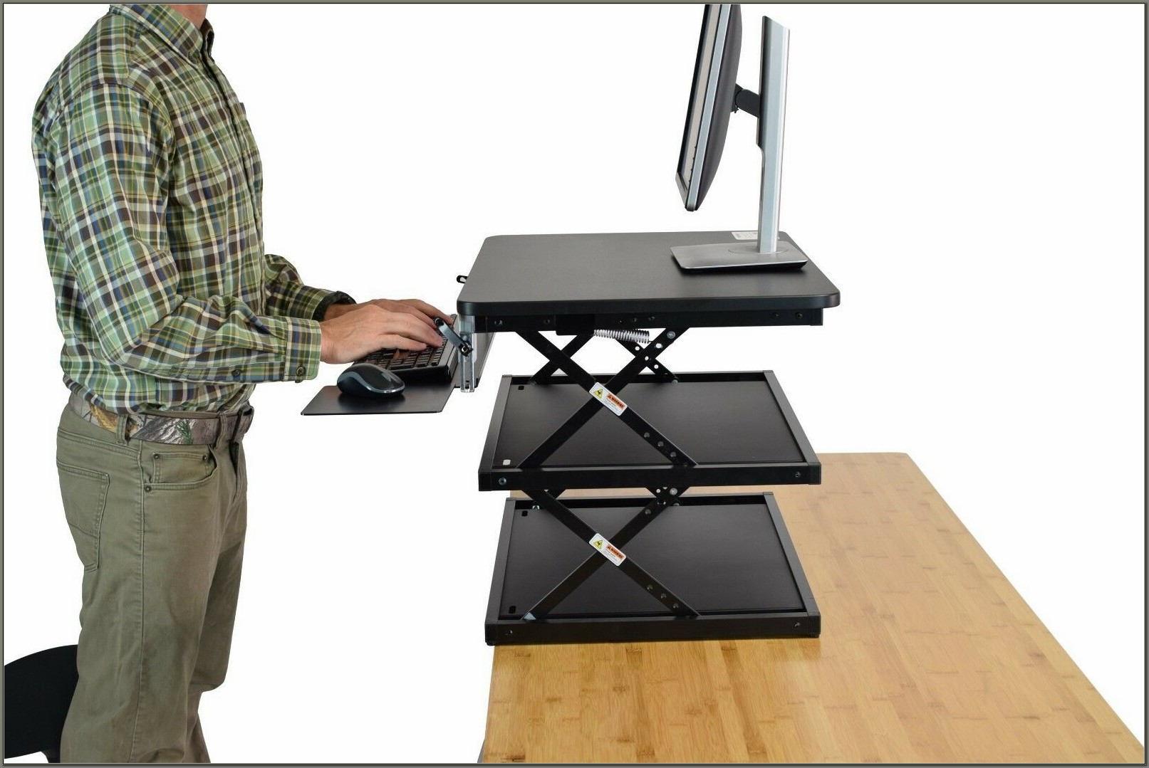 Keyboard Riser Standing Desk