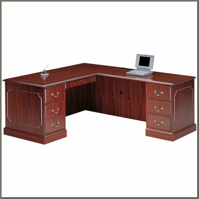 L Shaped Desk With Right Return