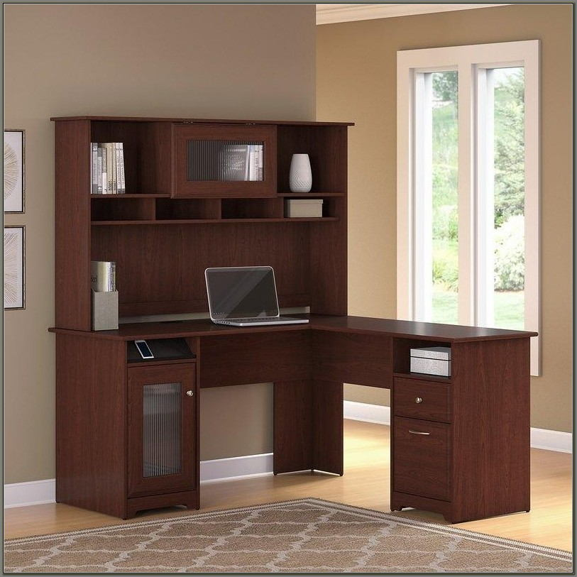 L Shaped Executive Desk
