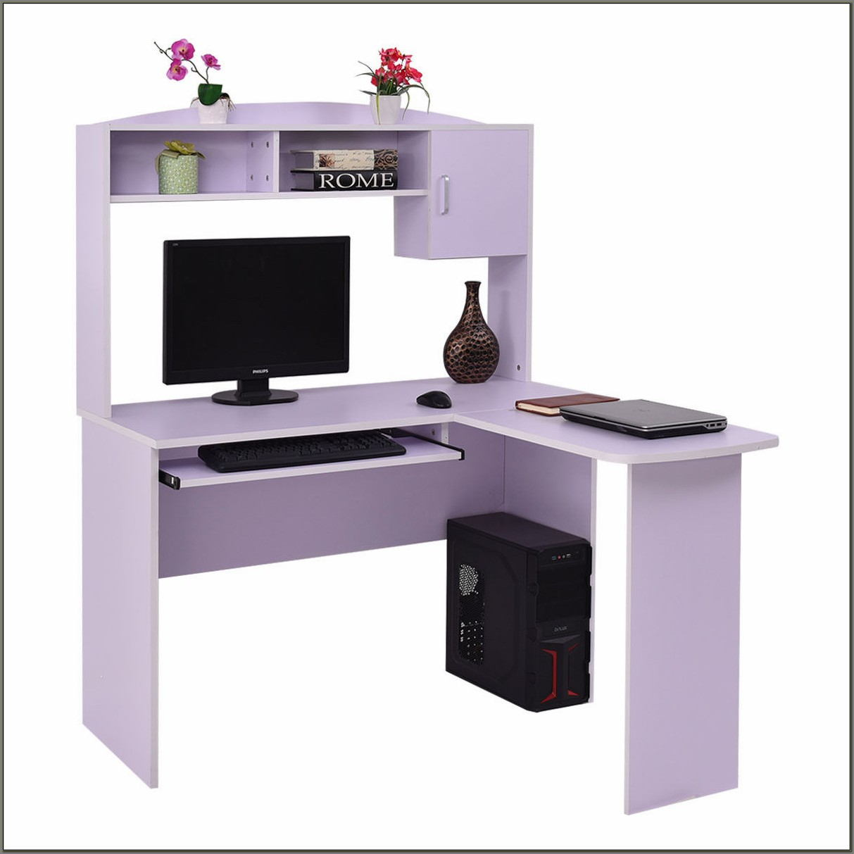 L Shaped Student Desk
