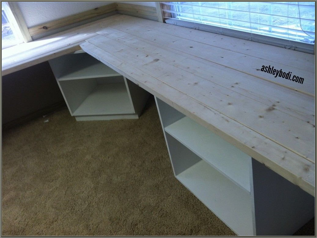 L Shaped Studio Desk