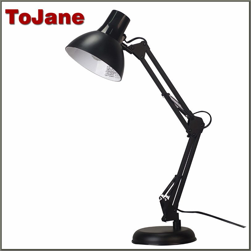 Led Swing Arm Desk Lamp