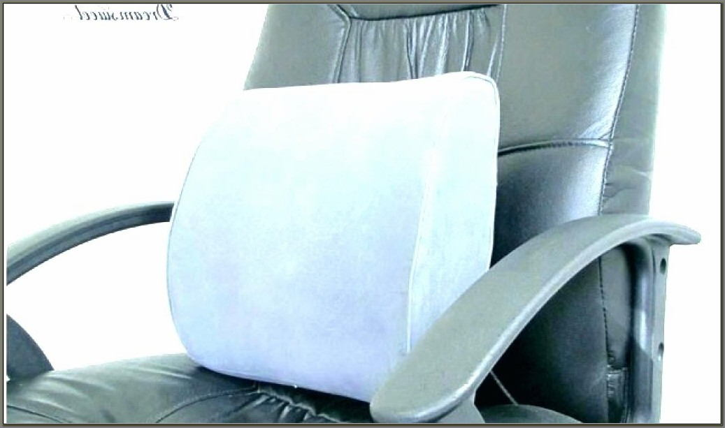 Lumbar Support Desk Chair Cushions