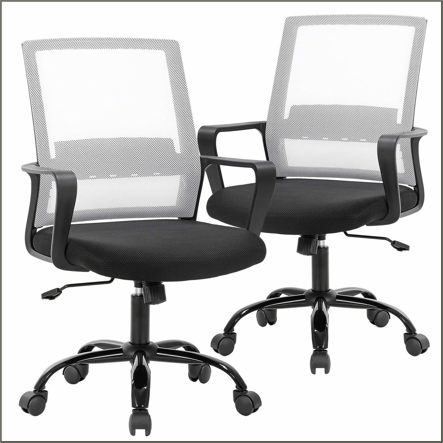 Lumbar Support Desk Chair