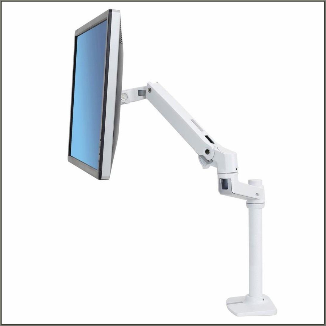 Lx Desk Mount Lcd Arm Tall Pole