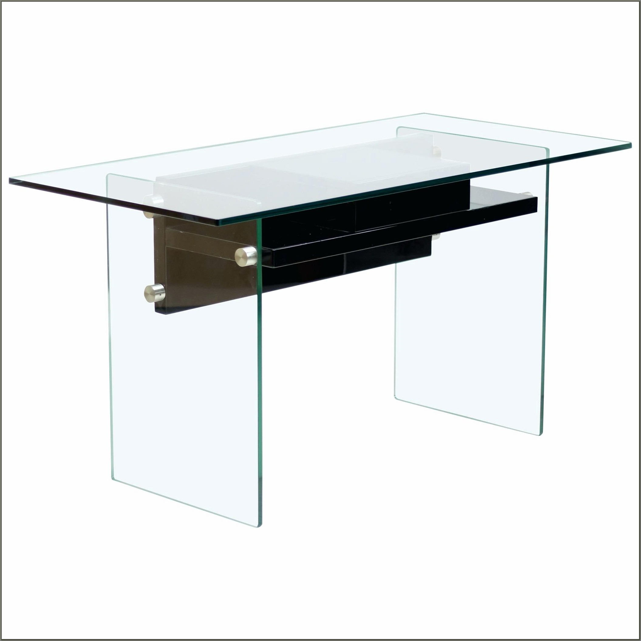 Metal And Glass Desks