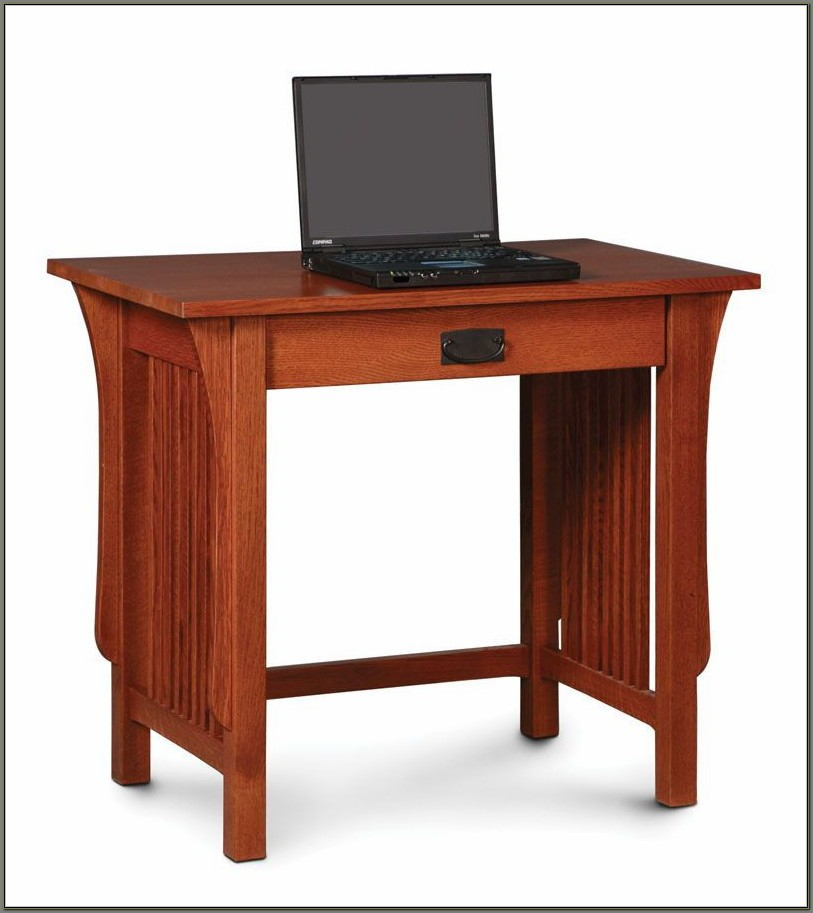 Mission Style Writing Desk