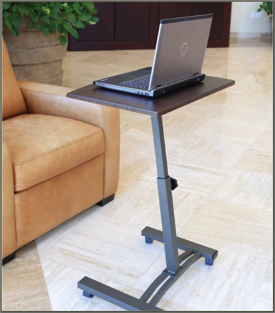 Mobile Laptop Desk Stand