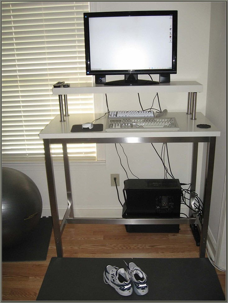 Monitor Stand For Standing Desk