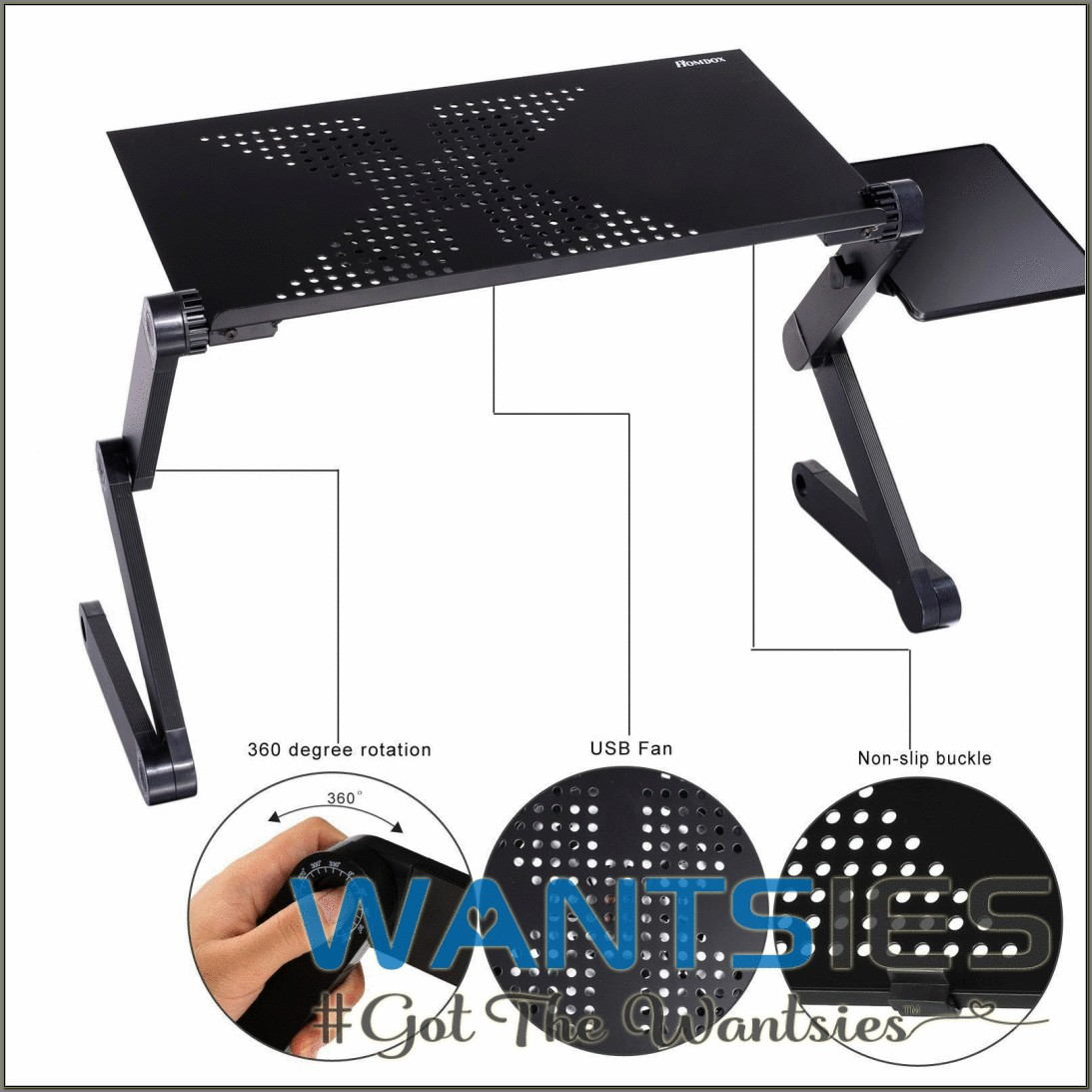 Mouse Tray For Desk (5)
