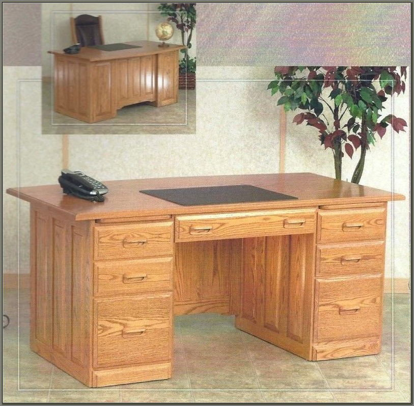 Oak Desks For Home Office