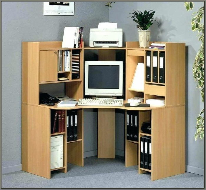 Office Depot Executive Desk