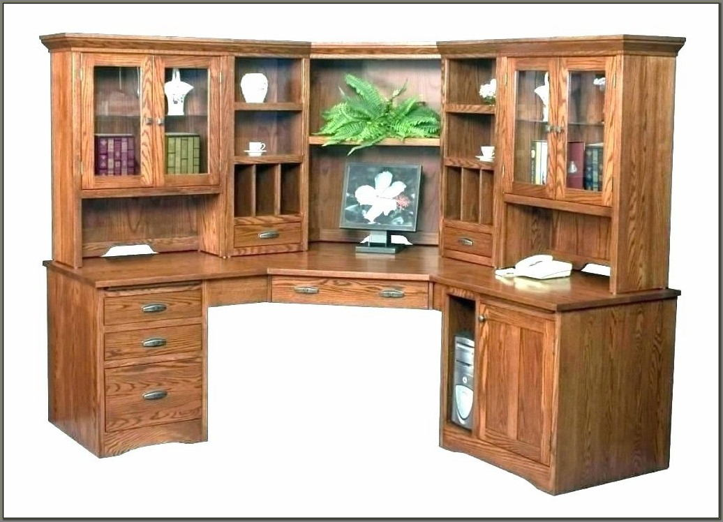 Office Desk And Hutch For Home