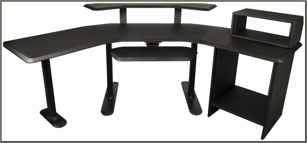 Omnirax Presto Studio Desk Black