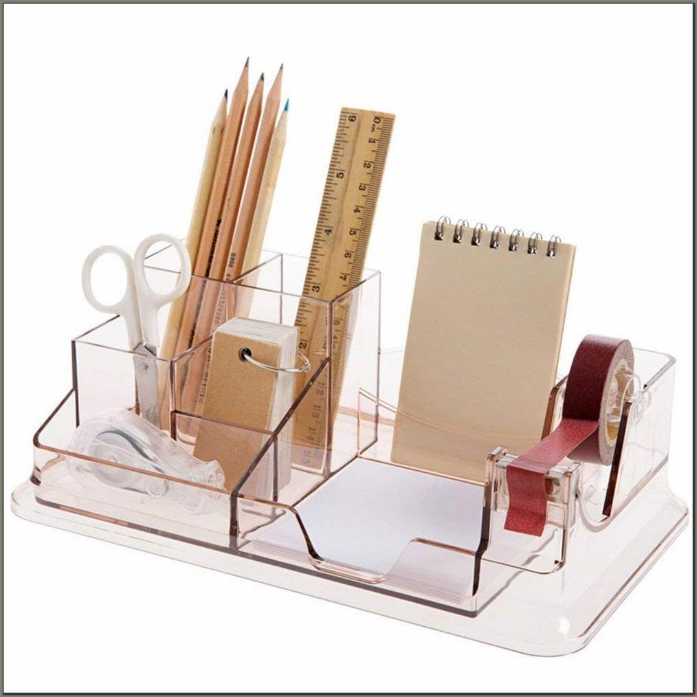 Organize Home Office Desk