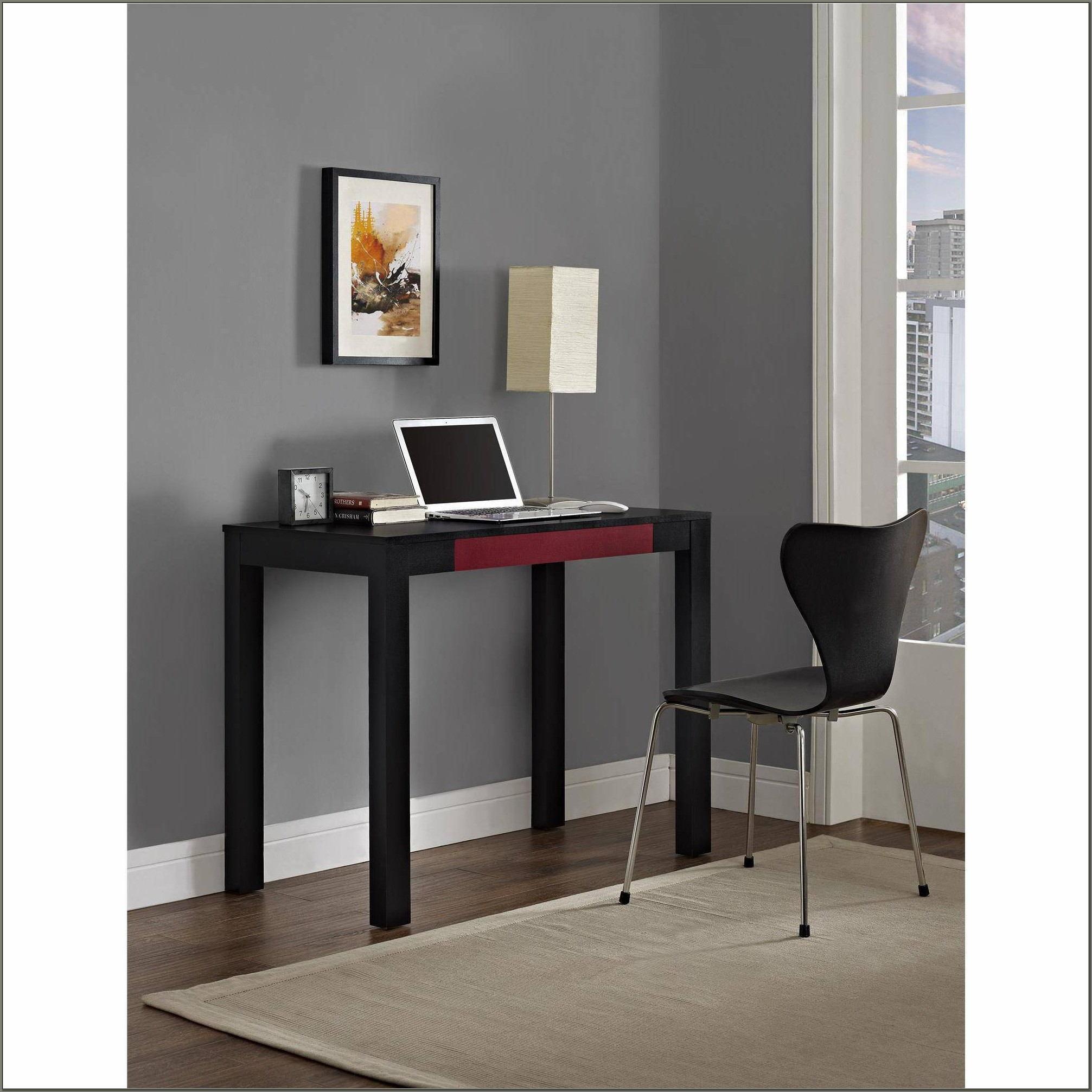 Parker Student Desk White Component 1