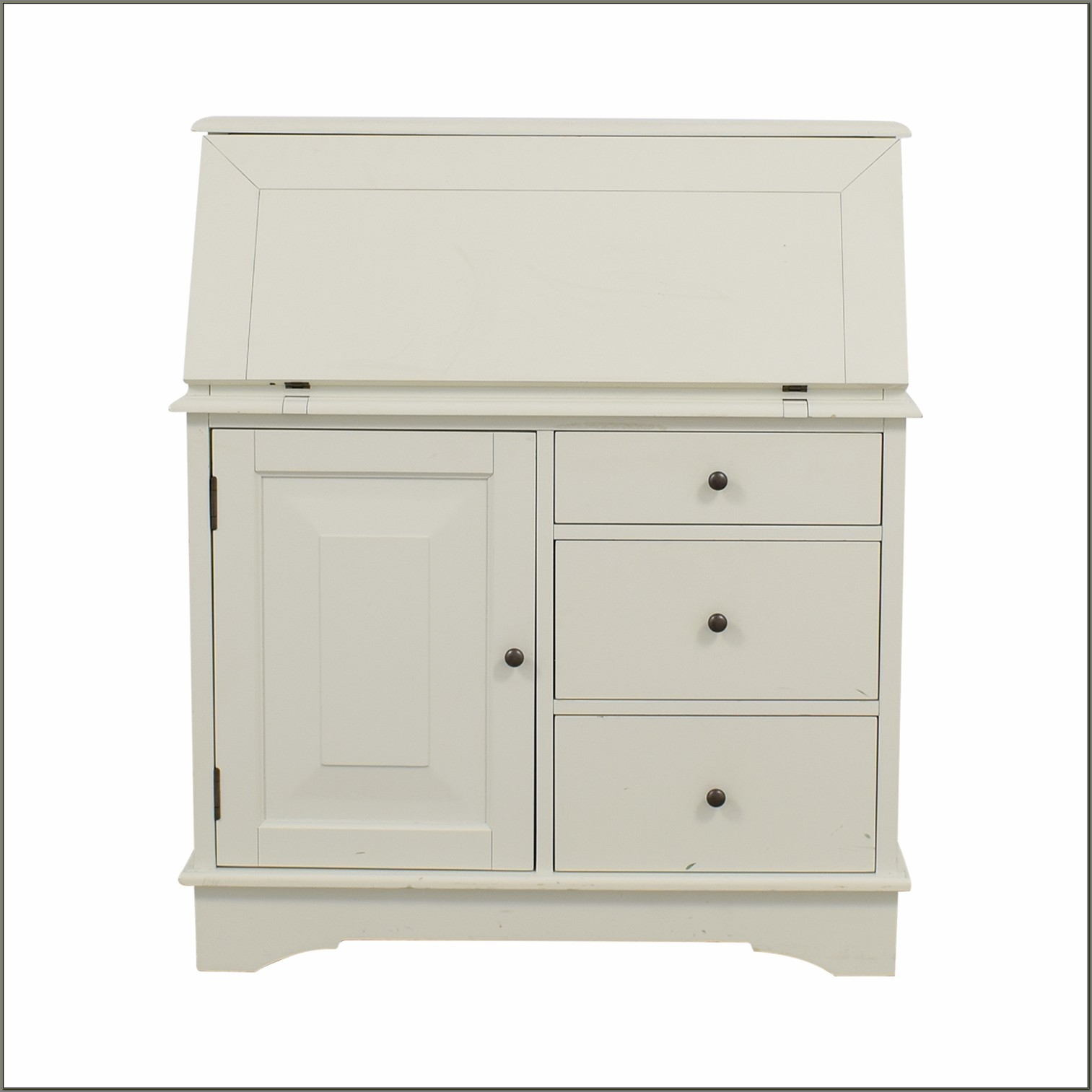 Pottery Barn Graham Secretary Desk