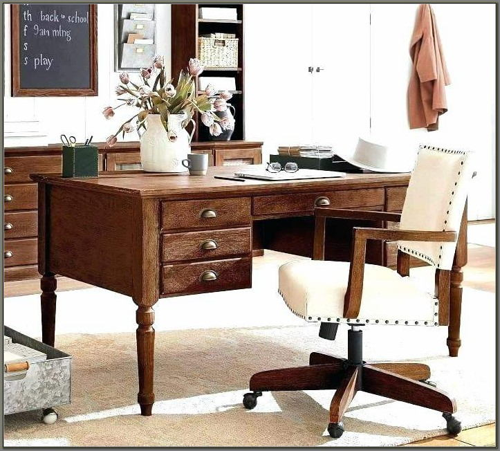 Pottery Barn Office Desk