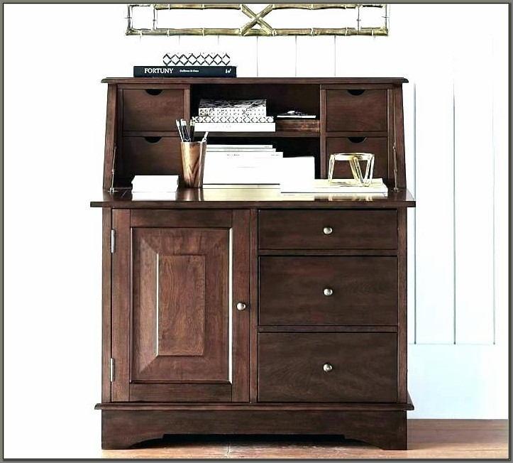 Pottery Barn Secretary Desk