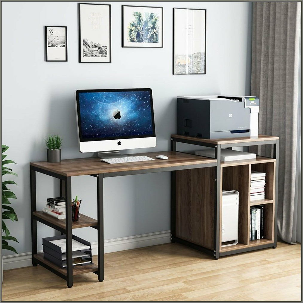 Printer Stand For Desk