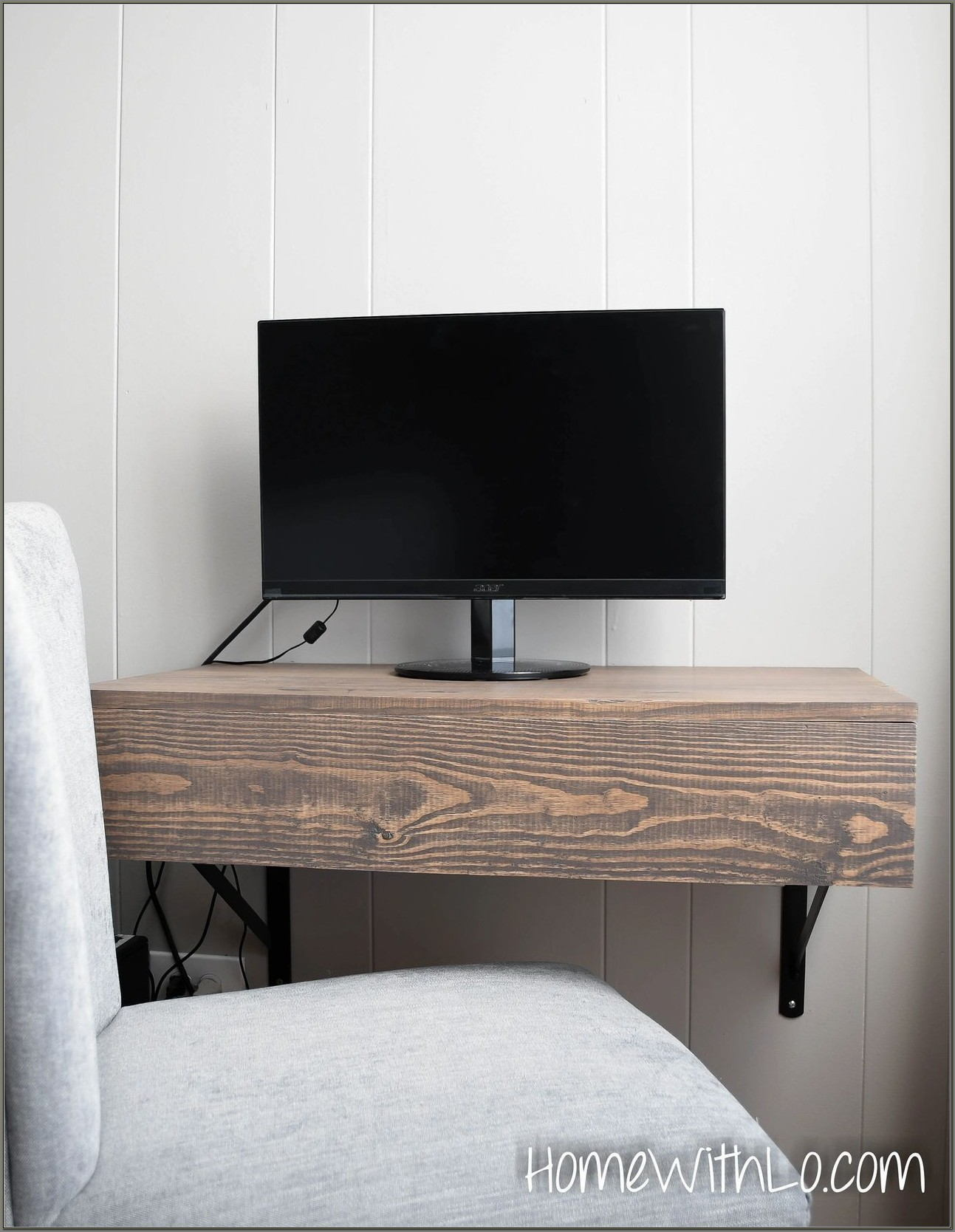 Pull Out Tray For Desk
