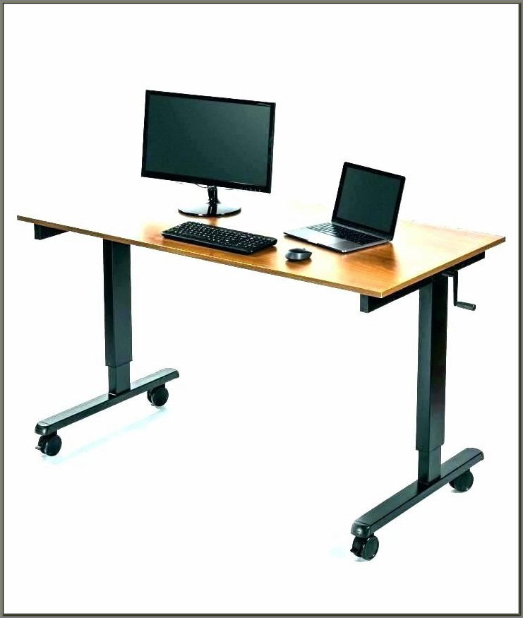 Raise Desk To Standing Height