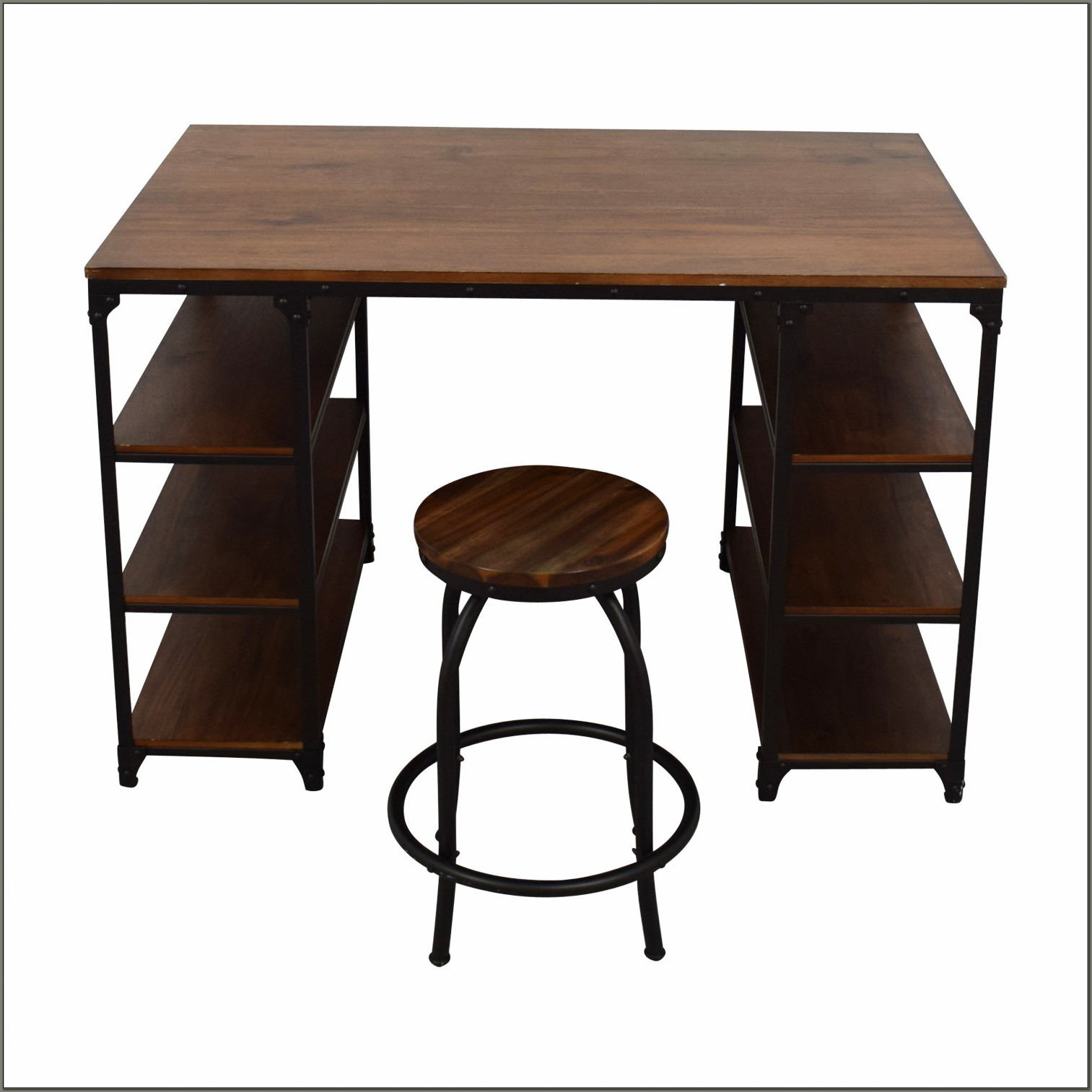 Raymour And Flanigan Desks With Hutch