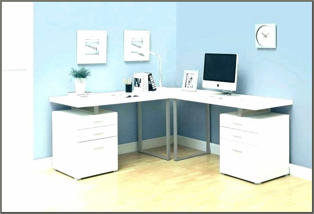 Realspace Mezza L Shaped Desk Dimensions
