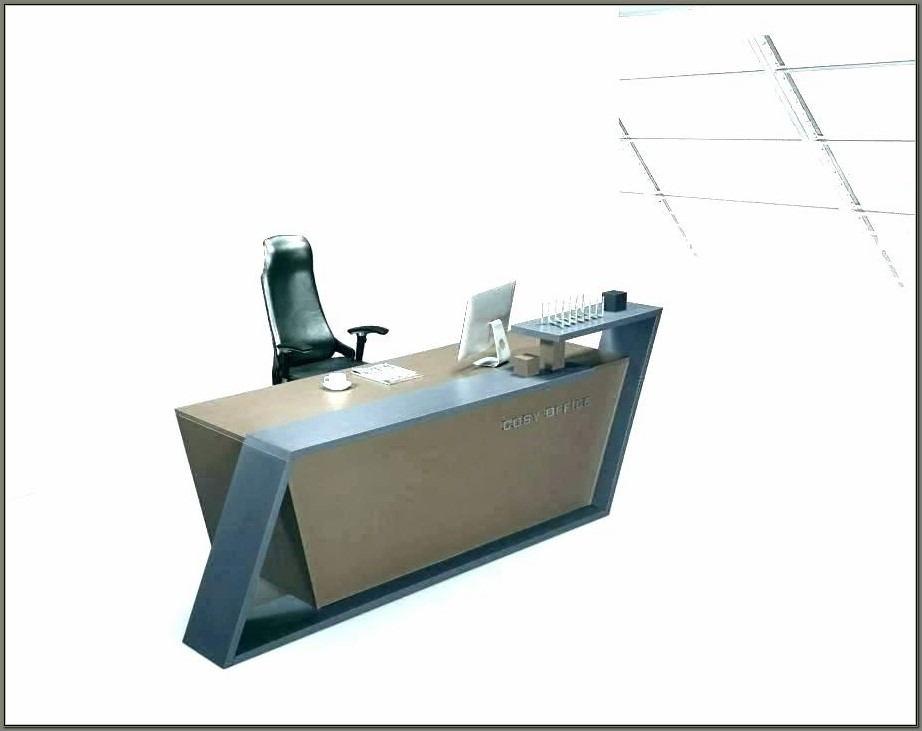Reception Desk Hair Salon