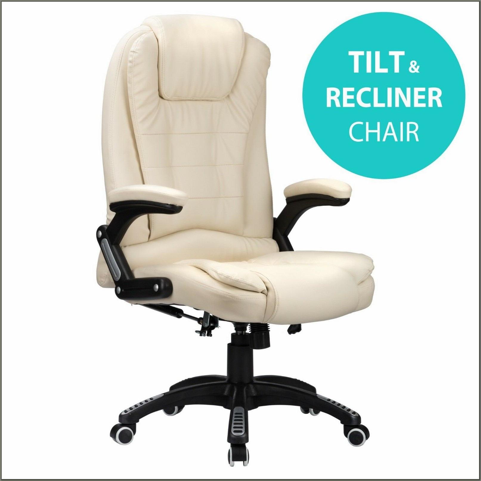Reclining Executive Desk Chair