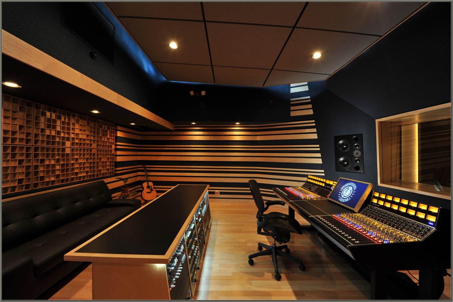 Recording Studio Desk Plans Free