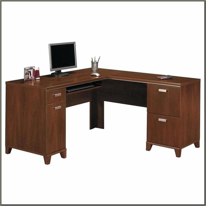 Reversible L Shaped Desk White