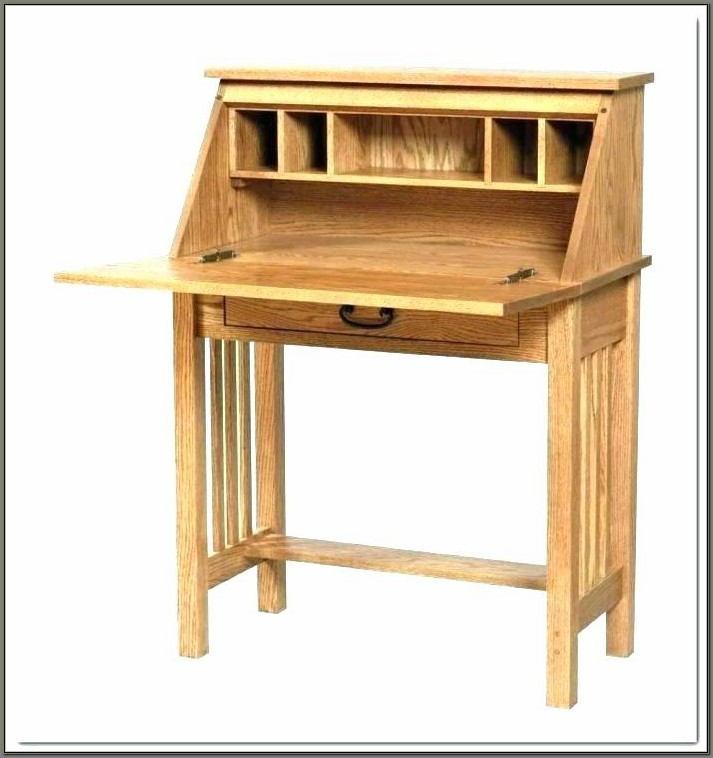 Roll Top Secretary Desk With Hutch